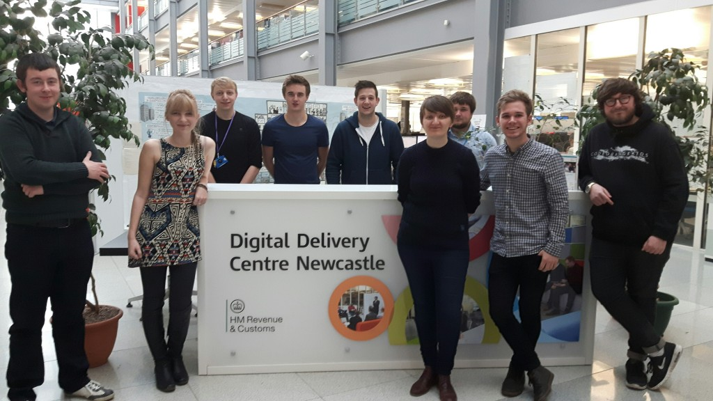 Digital Apprentices