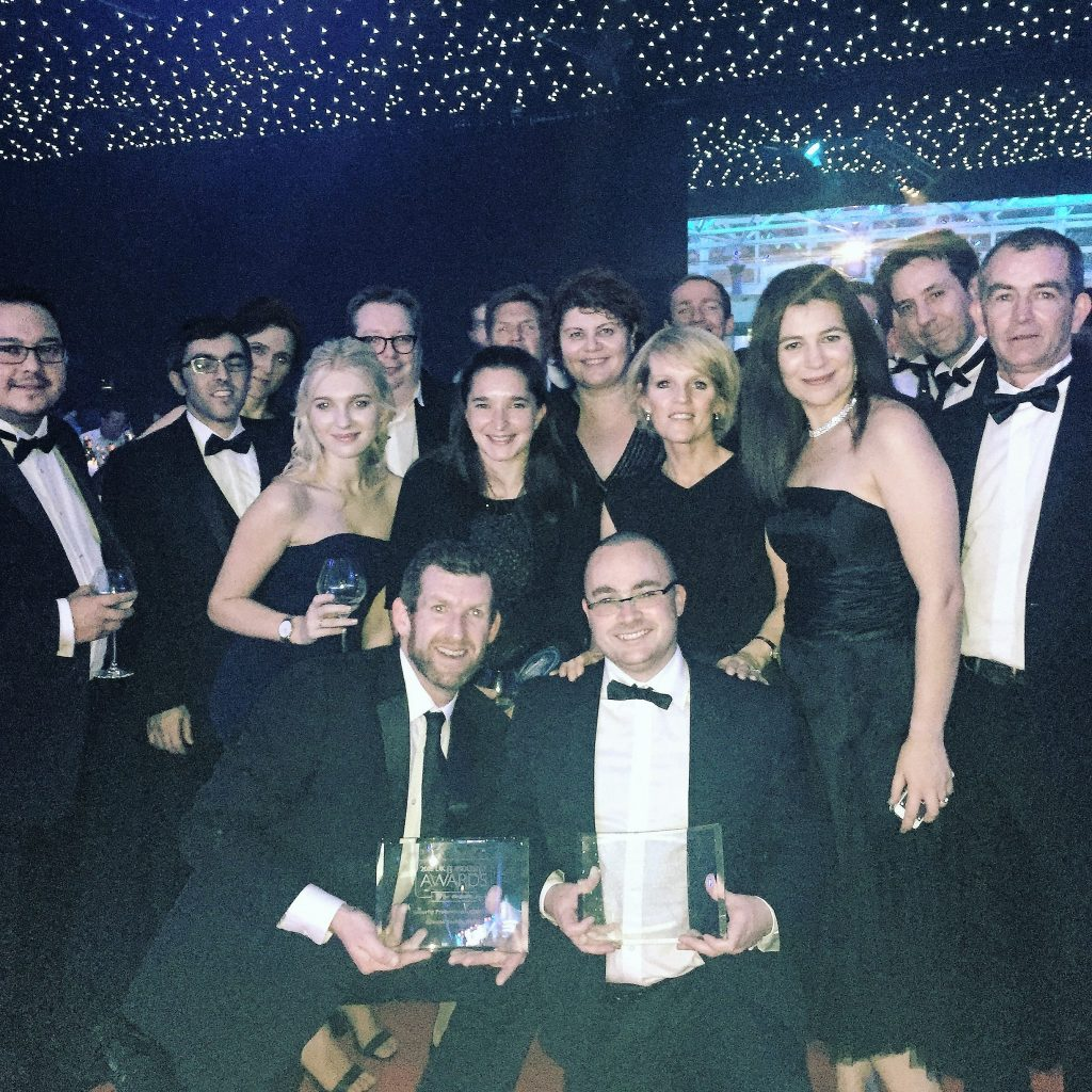 HMRC IT Award Winners 2016