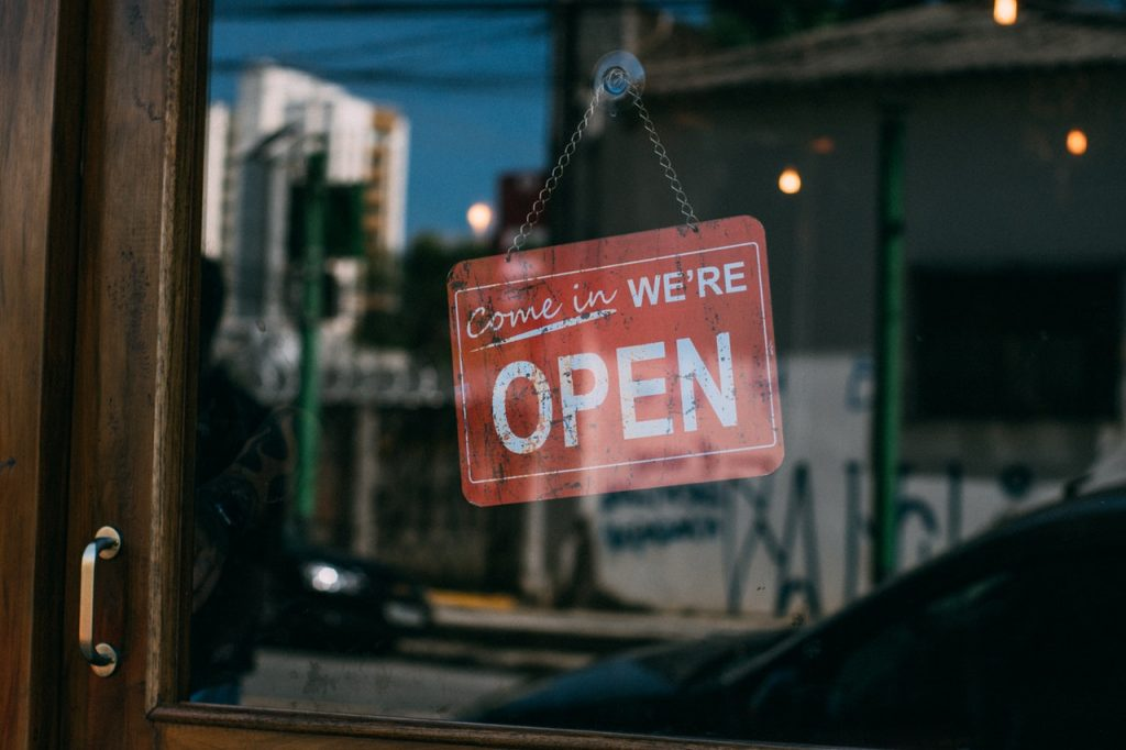 Open for Business on Small Business Saturday