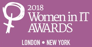 Women in IT Awards logo
