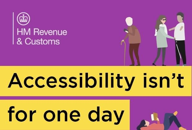 Accessibility isn't for one day